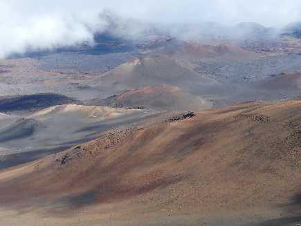 Maui - volcan Hale'a'kala