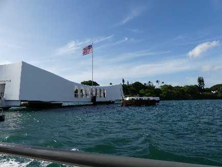 Oahu - Pearl Harbour