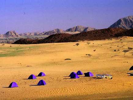 Nubie (désert)